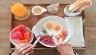 أطعمة تقوي عضلات الجسم
