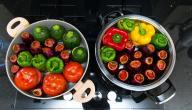 أطباق محشية جزائرية