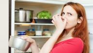 التخلص من روائح الثلاجة