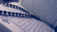 أمثلة من القرآن عن أحكام النون الساكنة والتنوين