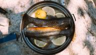 التخلص من رائحة قلي السمك