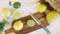 أضرار شرب عصير الليمون