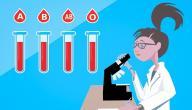 أنواع فصائل دم الإنسان