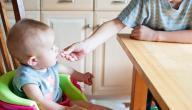 أطعمة الطفل في الشهر العاشر