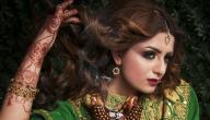 مكونات الحناء الهندية لفرد الشعر