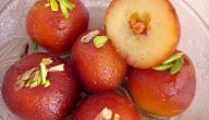 حلويات هندية مقلية