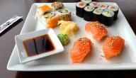 أكلات يابانية بسيطة