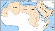 كم عدد الدول العربية التي تمر بمدار السرطان