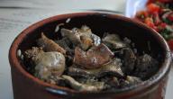 أكلات عصرية مغربية