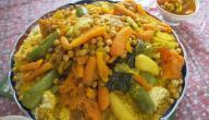 أكلات جزائرية سهلة واقتصادية