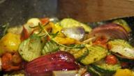 أكل نباتي سهل