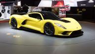 أسرع ثلاث سيارات في العالم