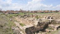 آثار كنعانية في فلسطين
