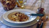 أكلات إيطالية بالأرز