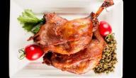 كيفية تحمير الدجاج