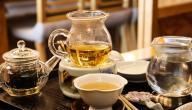 كيفية تحضير الشاي