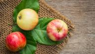 فوائد التفاح للقلب