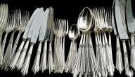 كيف تنظف الفضة
