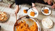 أكلات للعزايم في رمضان