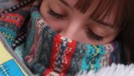 التخلص من نزلات البرد