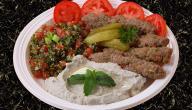 أكل مشهور في تركيا