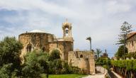 الآثار في لبنان
