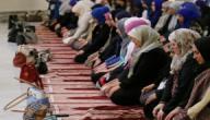 كيفية إمامة المرأة للنساء في الصلاة