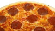 كيفية تحضير صلصة البيتزا