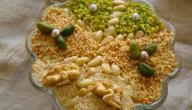 كيفية طبخ عصيدة الزقوقو