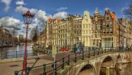 أسماء مدن في هولندا
