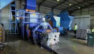 آلة إعادة تدوير البلاستيك