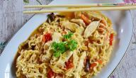 أكلات الصين الشعبية
