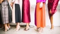 كيف أنسق ألوان ملابسي