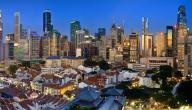 أهم المعالم السياحية في سنغافورة