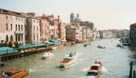 أهم المعالم السياحية في فينيسيا الإيطالية