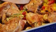 طريقة طبخ صالونة دجاج