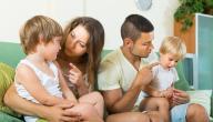 أهمية تربية الأولاد