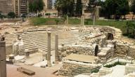 آثار رومانية في مصر