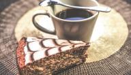 حلويات قهوة