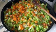 كيف أطبخ شوربة الخضار