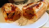 طريقة طهي سجق الفراخ