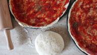 طريقة صلصة البيتزا سهلة