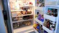 طريقة تنظيم الثلاجة