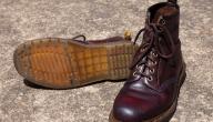 طريقة توسيع الحذاء الجلد