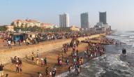 أكبر مدن سريلانكا