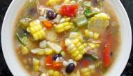 كيفية طبخ الذرة