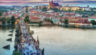 سياحة التشيك
