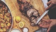 أضرار اللحوم على جسم الإنسان
