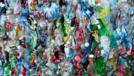 آثار البلاستيك على البيئة