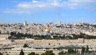 أكبر مدينة فلسطينية من حيث عدد السكان